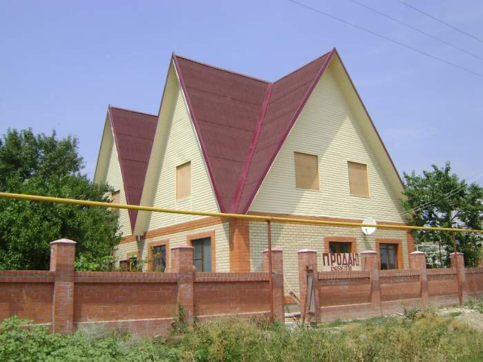 Купить дом на азовском море россия недорого